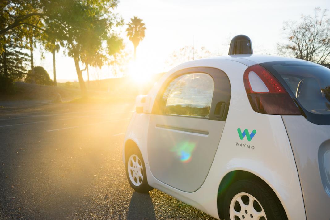 Waymo coche autonomo