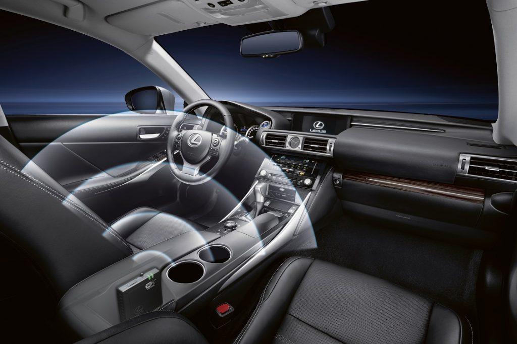Wifi en un Lexus