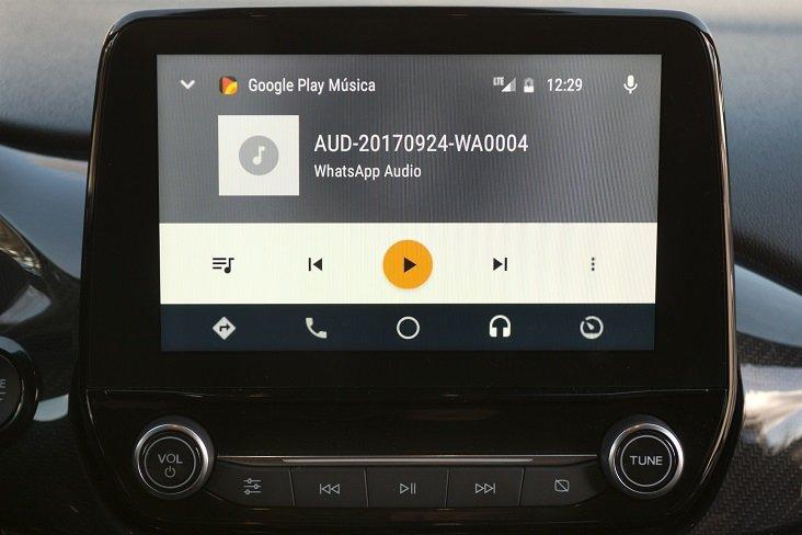Android Auto/Apple Car Play - HackerCar