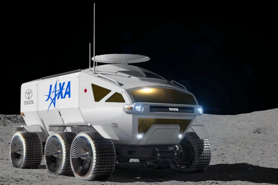 Rover lunar de Toyota