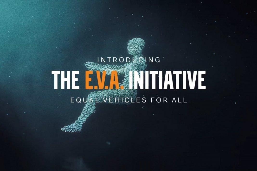 Imagen de presentación de la iniciativa EVA de Volvo