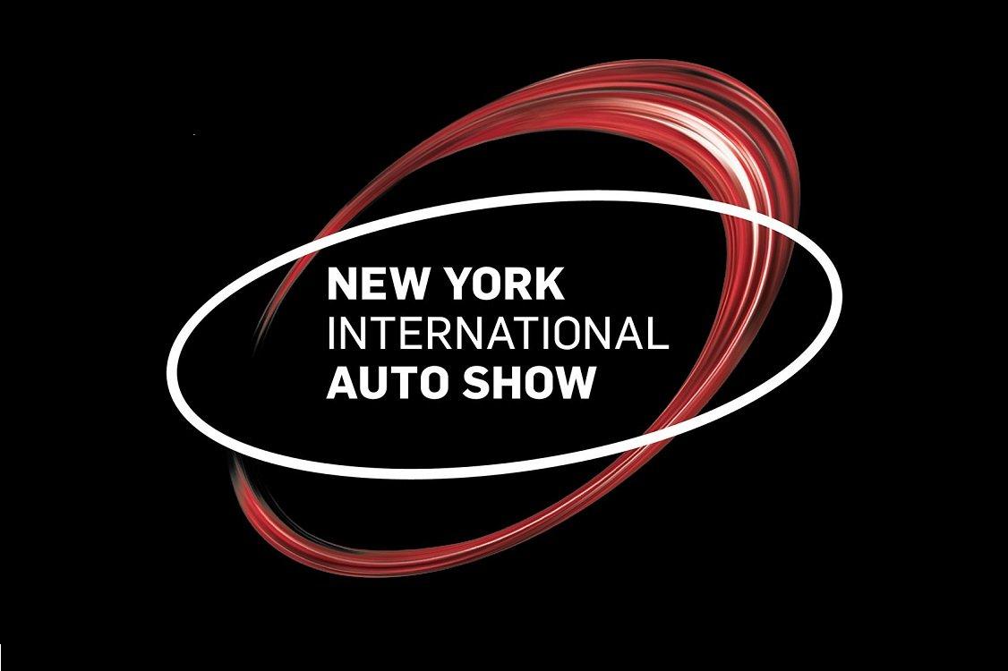 Logotipo de la edición 2019 del Salón de Nueva York