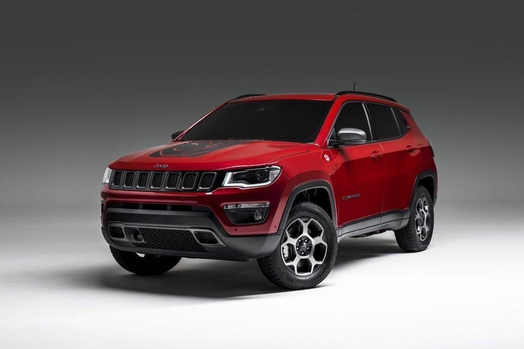 Imagen del futuro Jeep Compass Híbrido