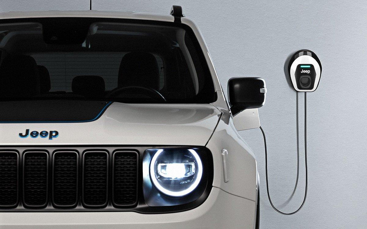 Imagen del Jeep Renegade 4xe