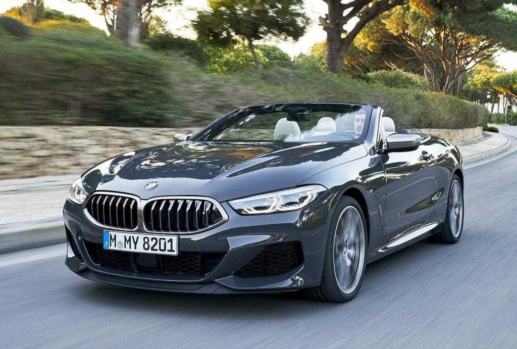 Imagen de un BMW Z4