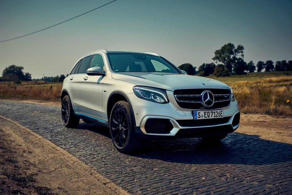 Imagen del Mercedes F-Cell