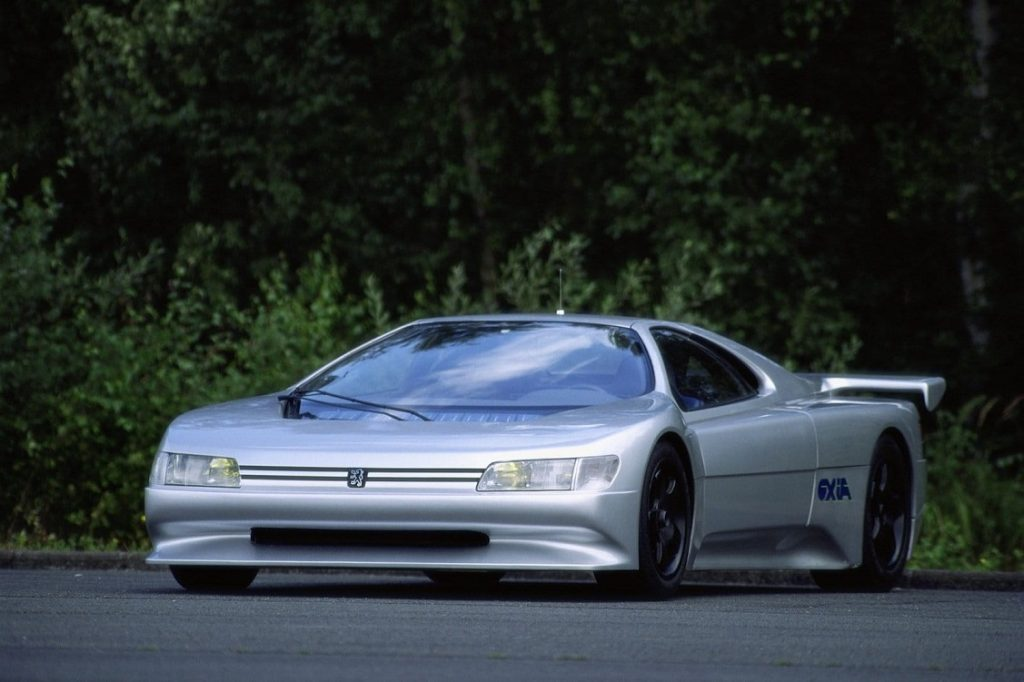 Imagen de un Peugeot Oxia