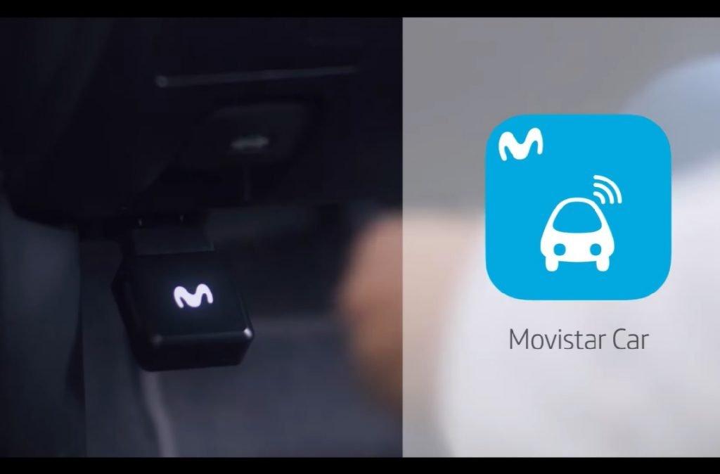 Imagen del anuncio de Movistar Car