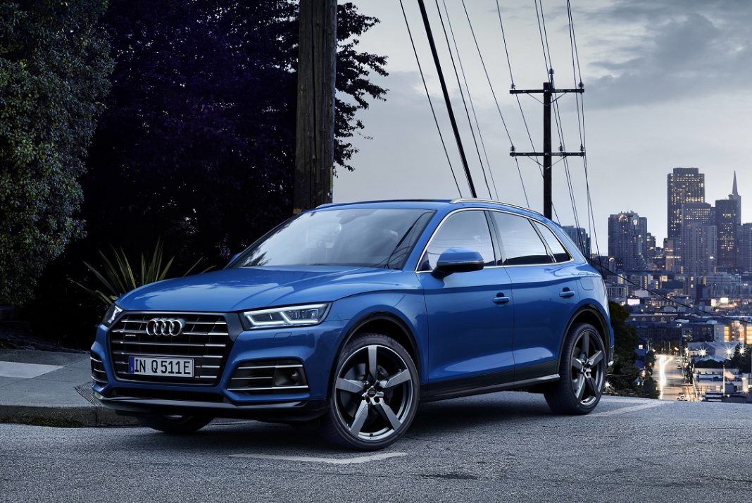Imagen del nuevo Audi Q5 55 TFSI e