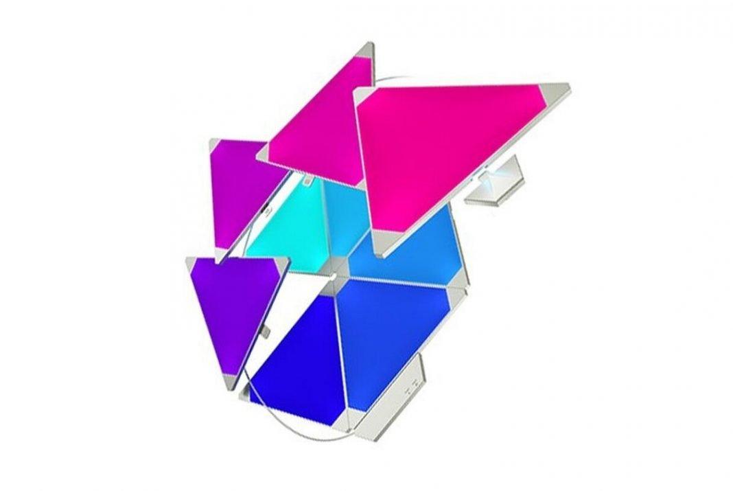 Imagen de las luces Nanoleaf