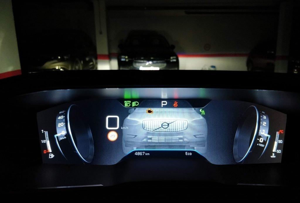 Imagen que muestra el dispositivo de visión nocturna
