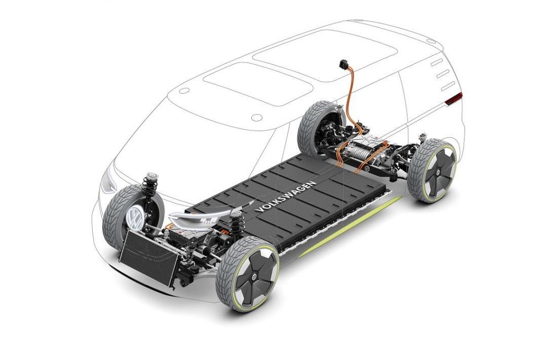 Radiografía de la plataforma eléctrica de Volkswagen para sus futuros modelos