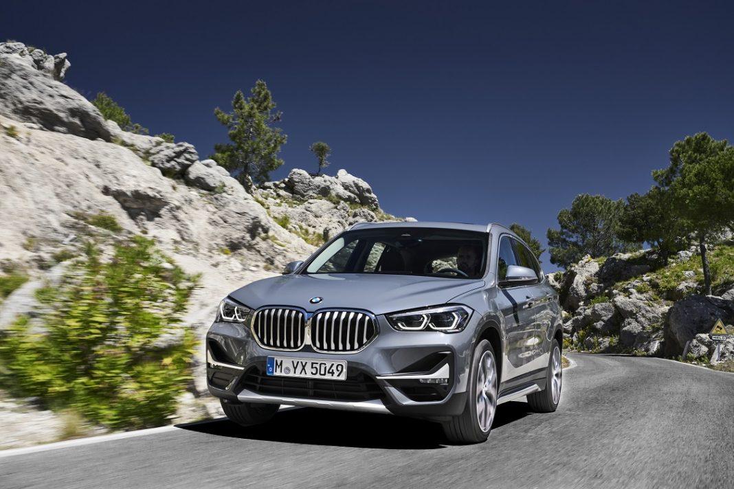 Imagen del nuevo BMW X1