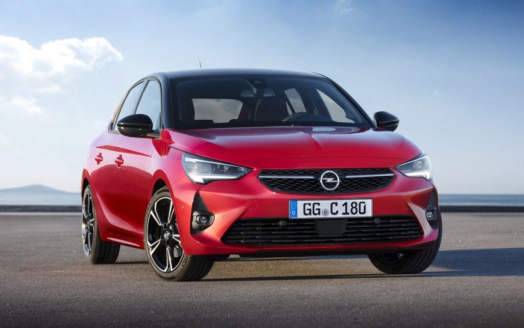 Imagen del nuevo Opel Corsa