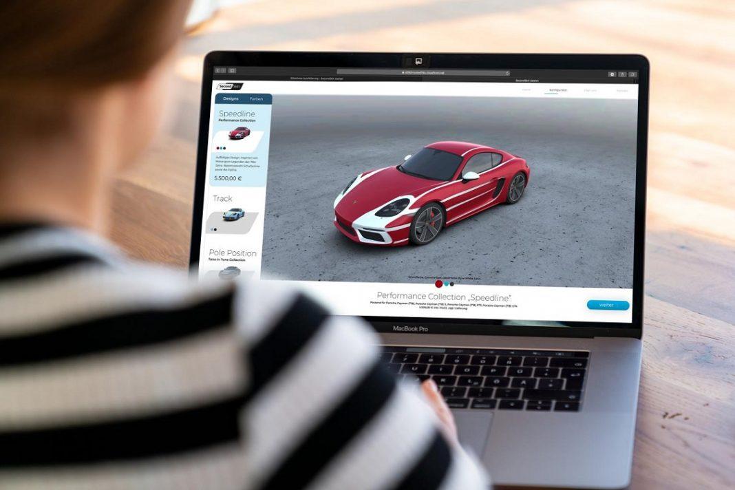 Imagen del servicio Porsche Second Skin