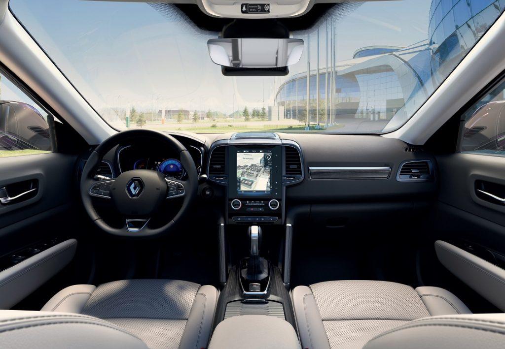 Imagen del Renault Koleos 2019 interior