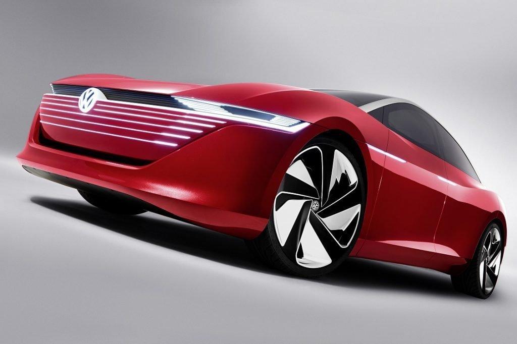 Volkswagen: el ID.Vizzion