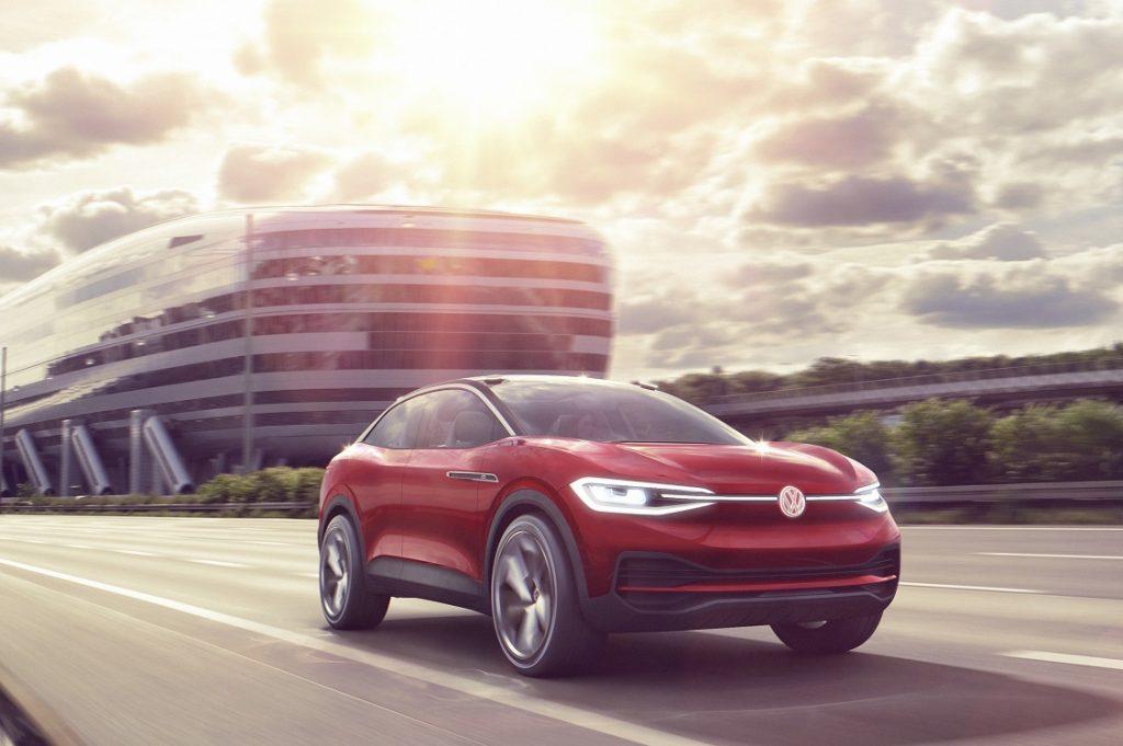 Imagen del concept de Volkswagen: el ID.Crozz