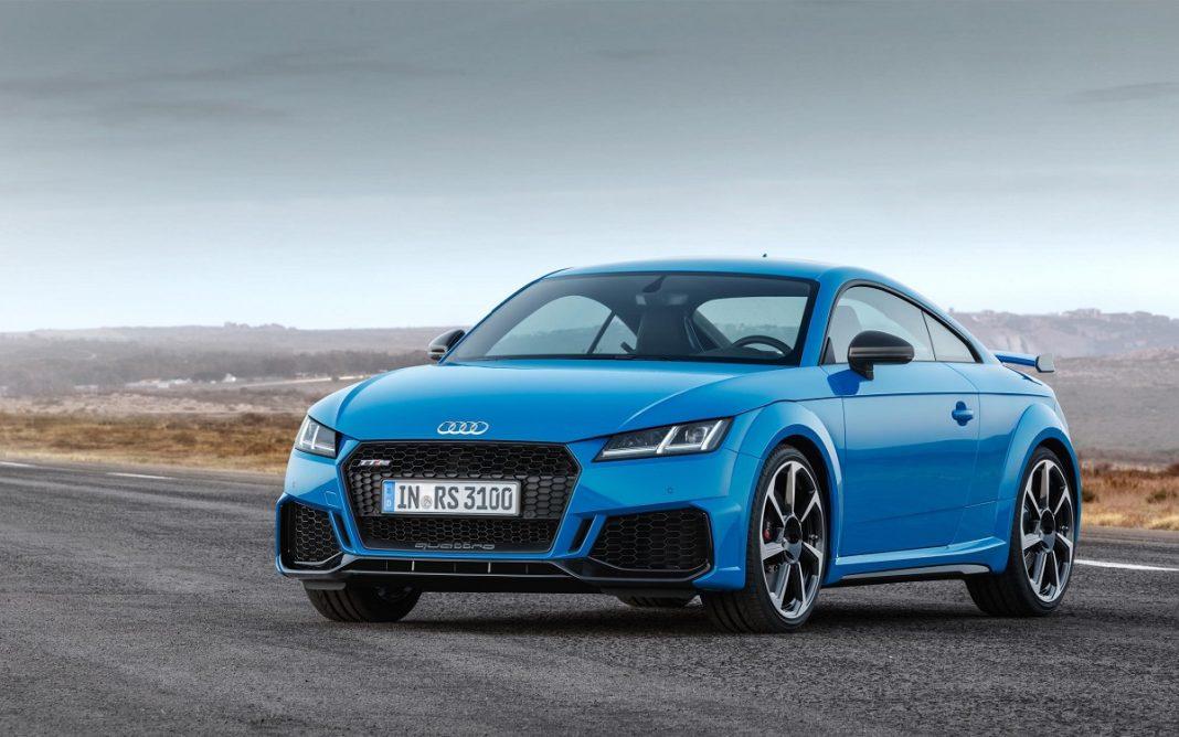 Imagen de un Audi TT