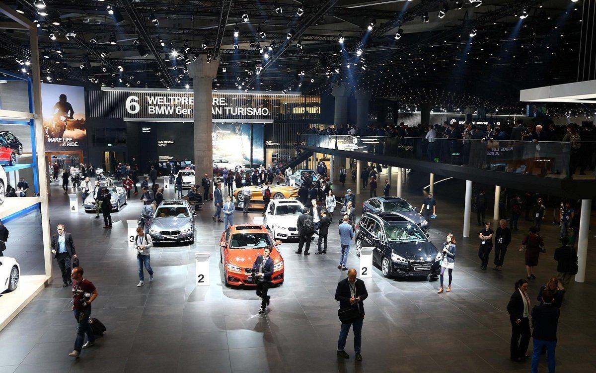 Imagen del IAA Salón del Automóvil de Frankfurt