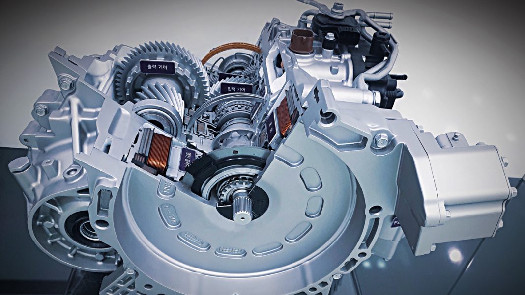 Transmisión sistema ASC Hyundai
