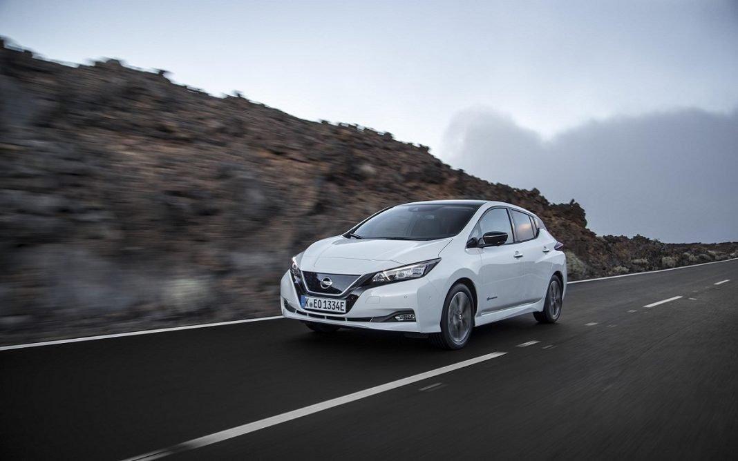 Imagen del Nissan Leaf E+