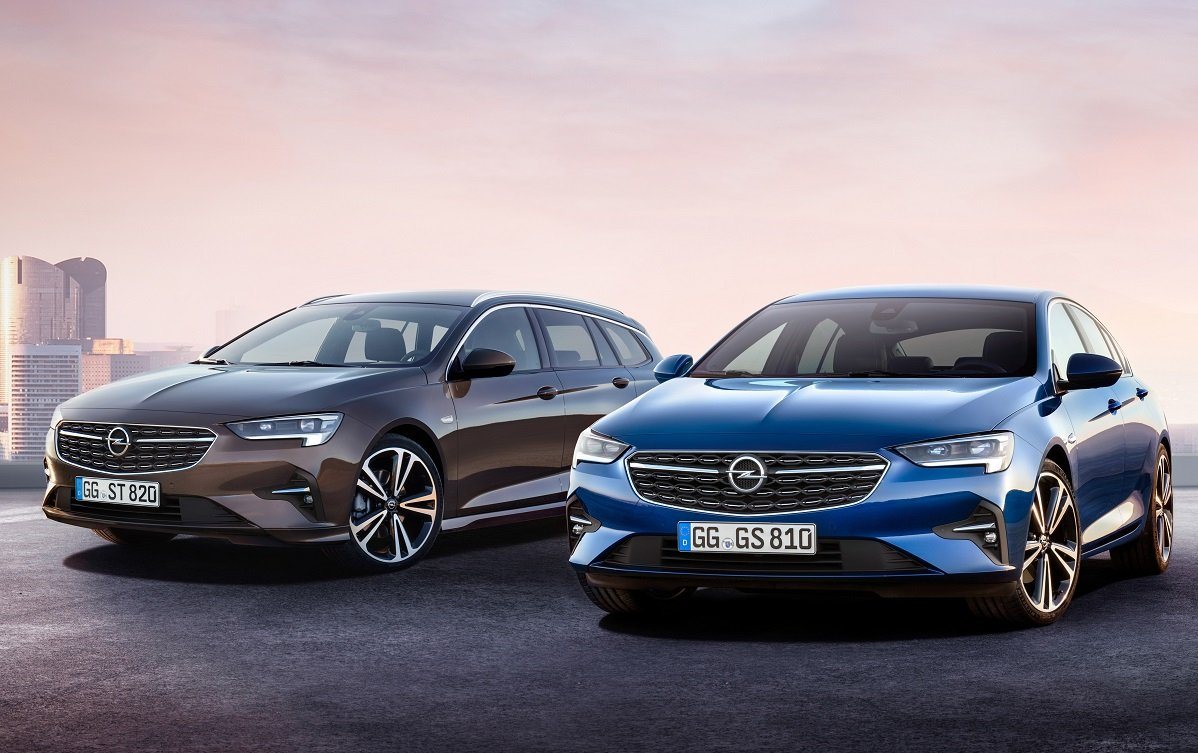 2021 New Opel Insignia Research New