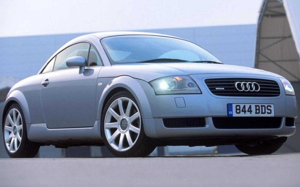 Imagen del primer Audi TT