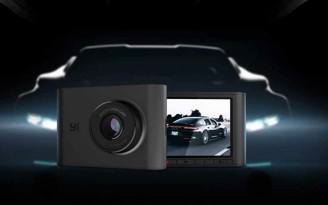 Imagen de la nueva cámara de a bordo yi Nightscape Dash