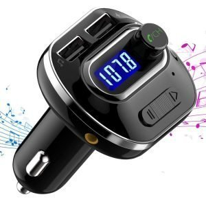 Victsing transmisor FM Bluetooth 4.1