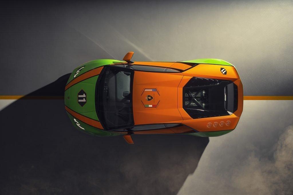 Lamborghini Huracán EVO Competition superior