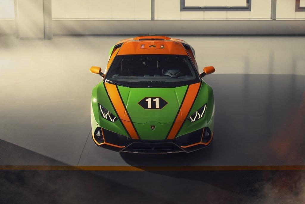 Lamborghini Huracán EVO Competition frontal