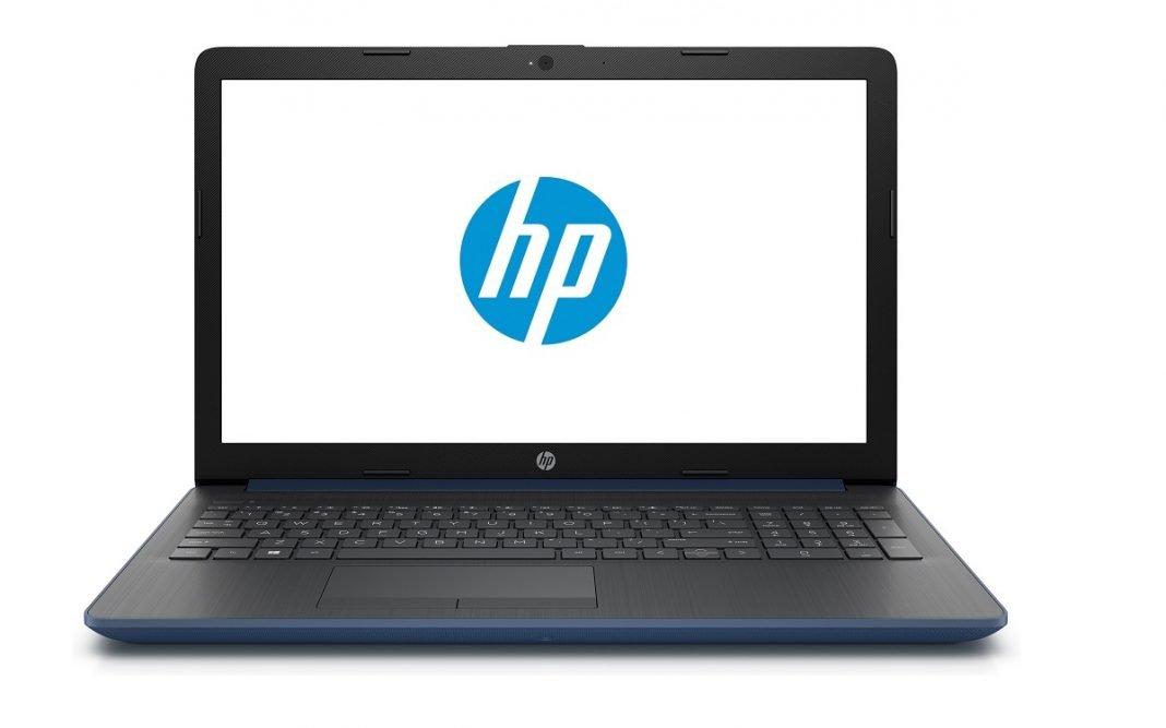 Imagen de un ordenador de la marca HP