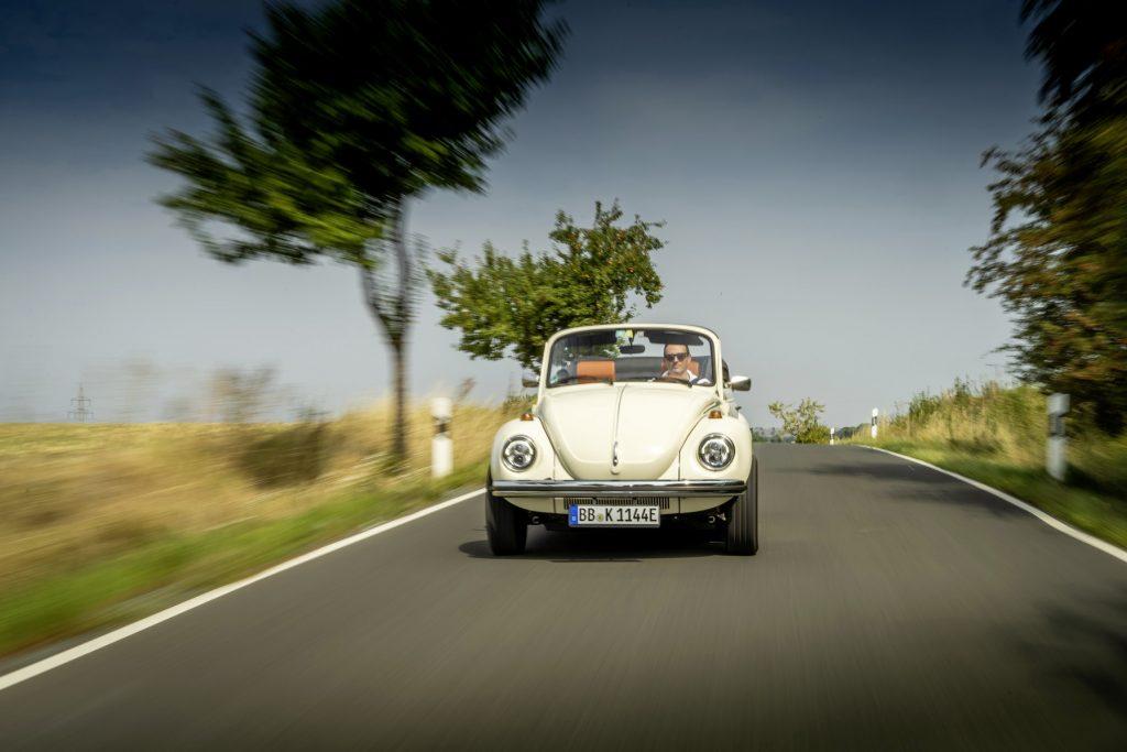 Volkswagen e-Beetle frontal