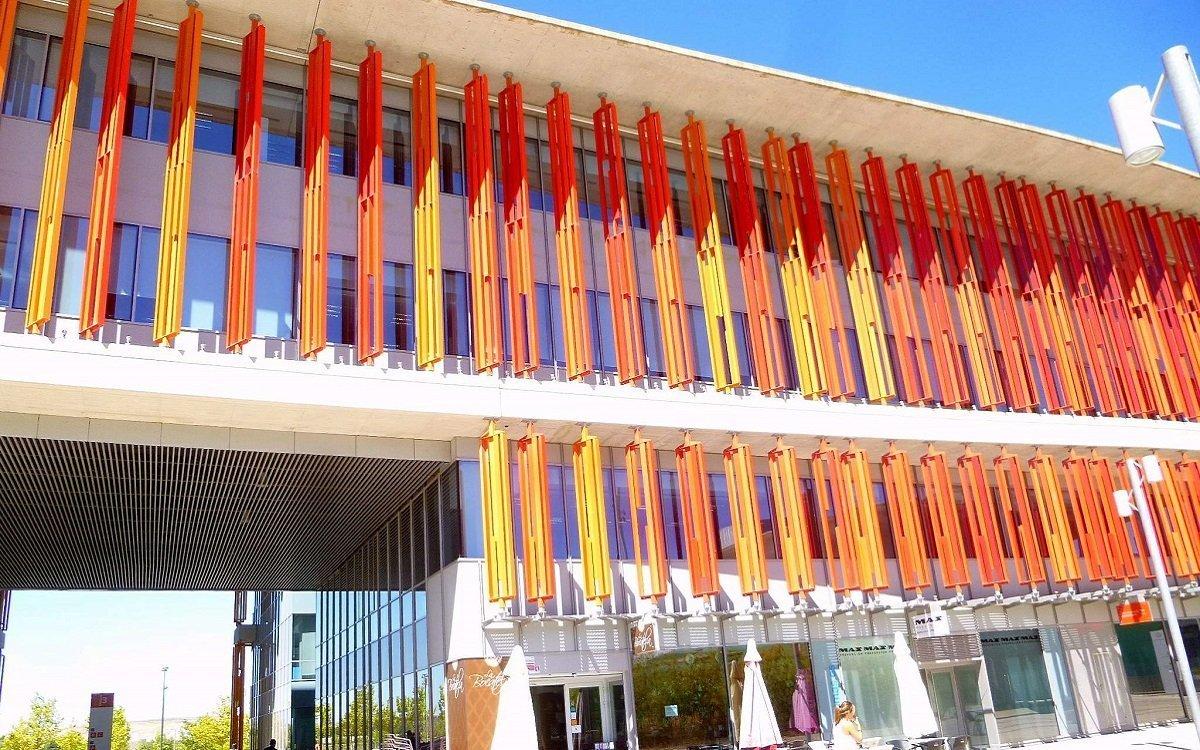 Imagen del recinto EXPO de Zaragoza
