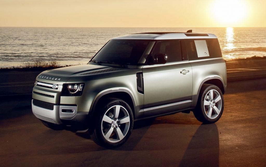 Imagen del Land Rover Defender 90