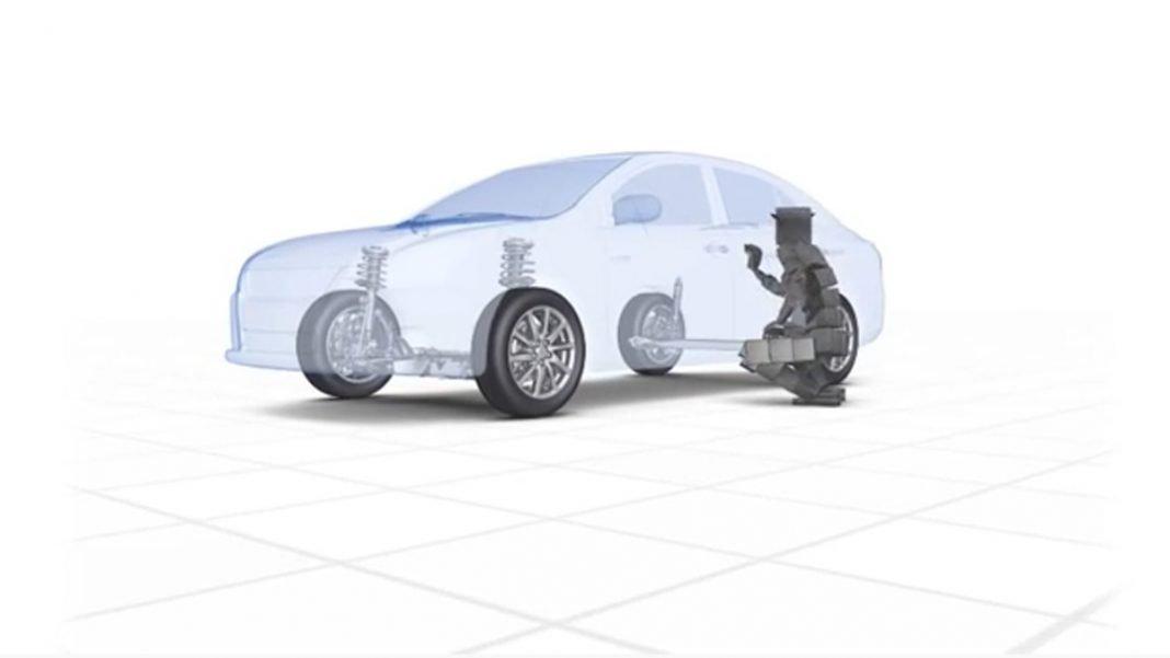 Toyota robo