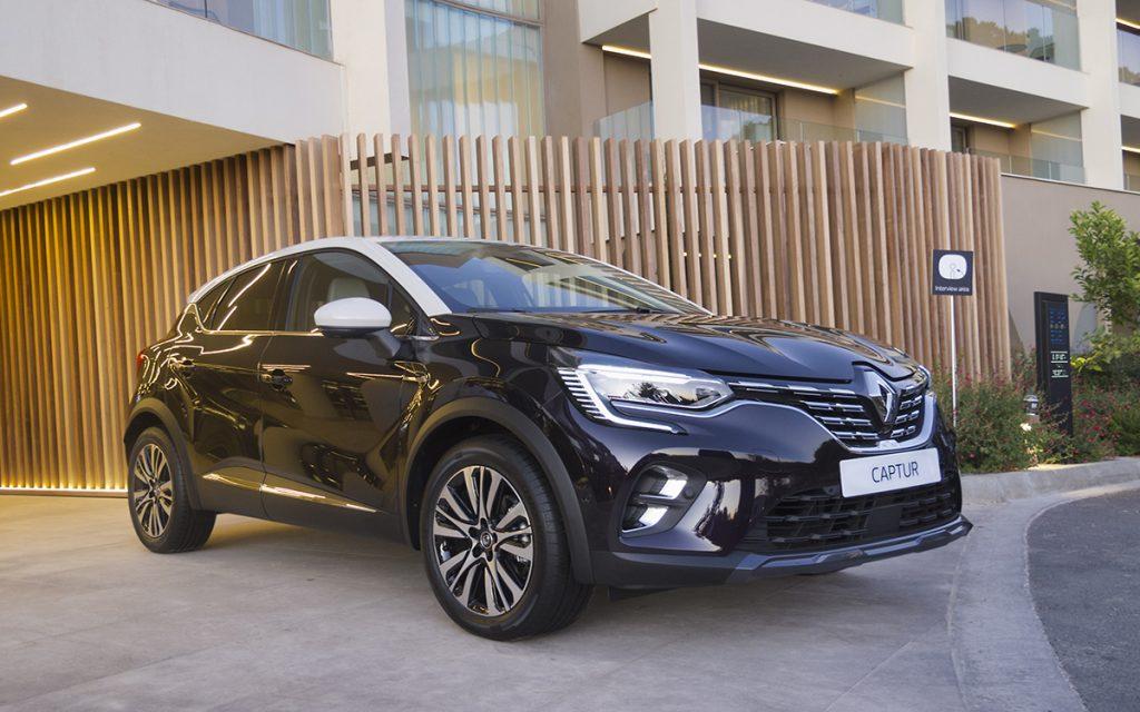 Versión Initiale Paris del Renault Captur