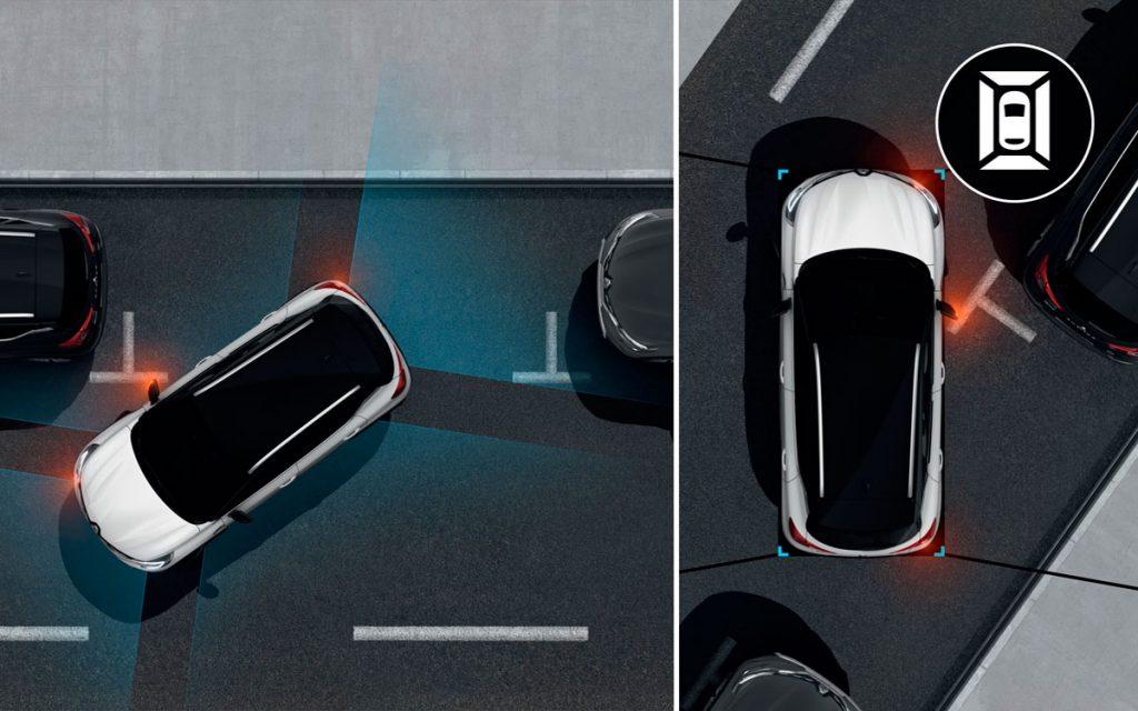 Gráfico del Renault Captur