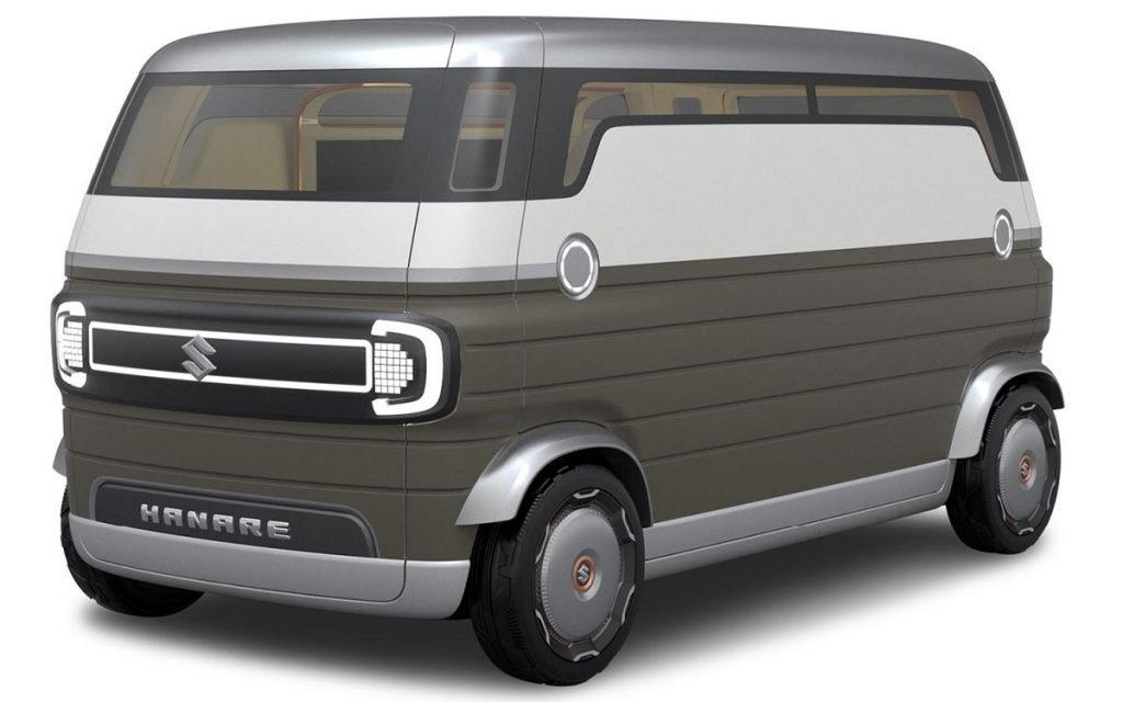 Imagen del concept Suzuki Hanare