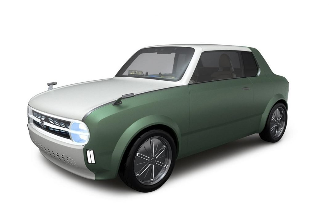 Imagen del concept Suzuki Waku SPO