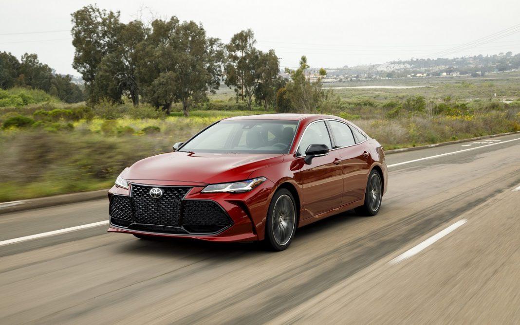 Imagen de un Toyota Avalon