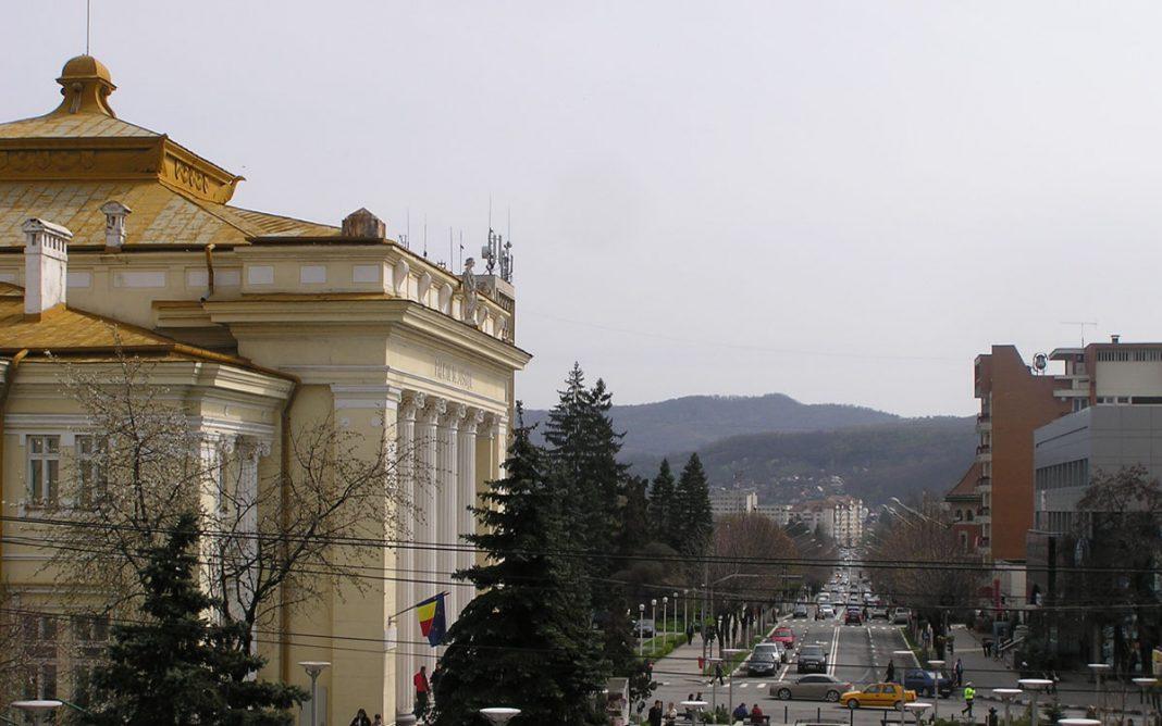 Fotografía de Râmnicu Vâlcea, más conocida como Hackerville