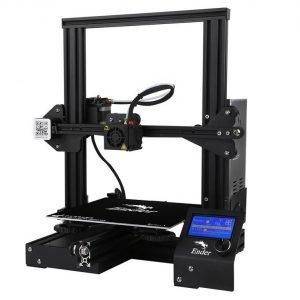 Imagen de la impresora 3D de la marca Shenzhen
