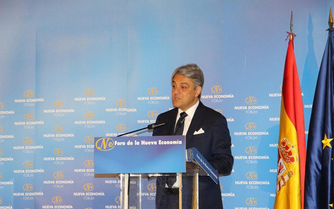 Imagen de Luca de Meo, Presidente de Seat