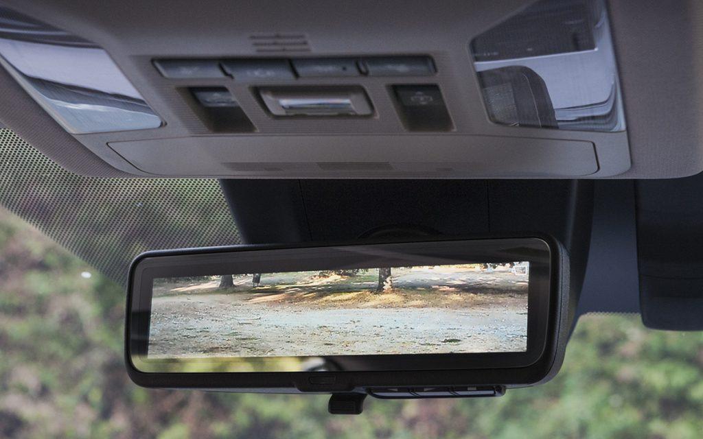 Retrovisor del Toyota RAV4