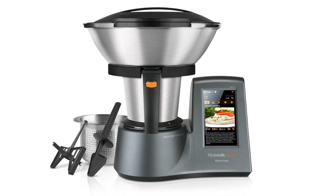 Imagen del nuevo robot de cocina Taurus