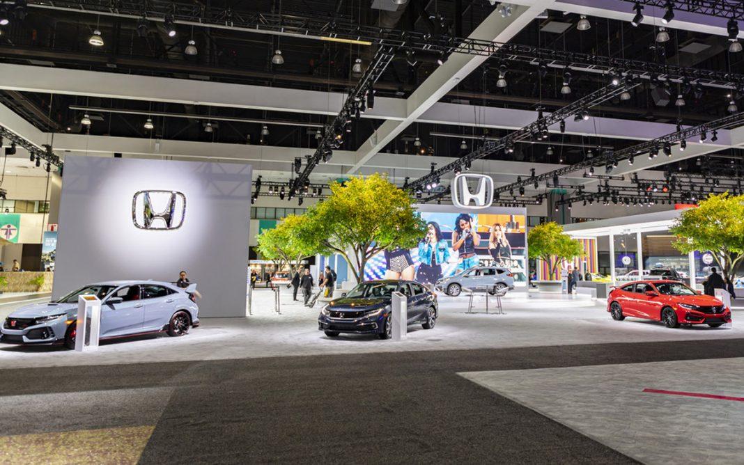 Honda Salón de Los Ángeles 2019