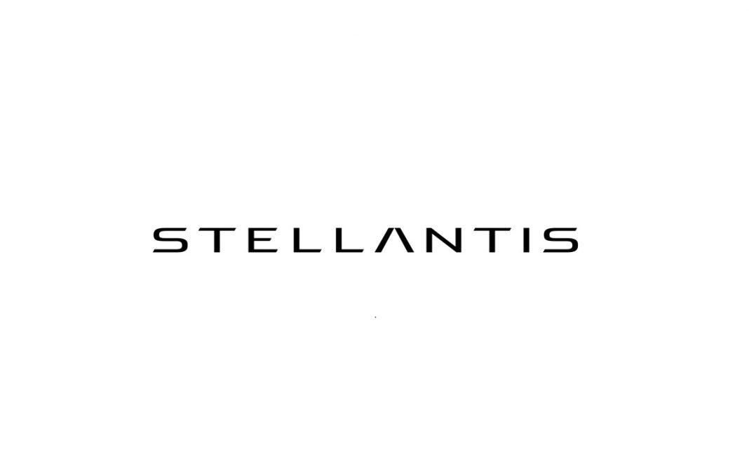 Logotipo -provisional- del nuevo grupo Stellantis
