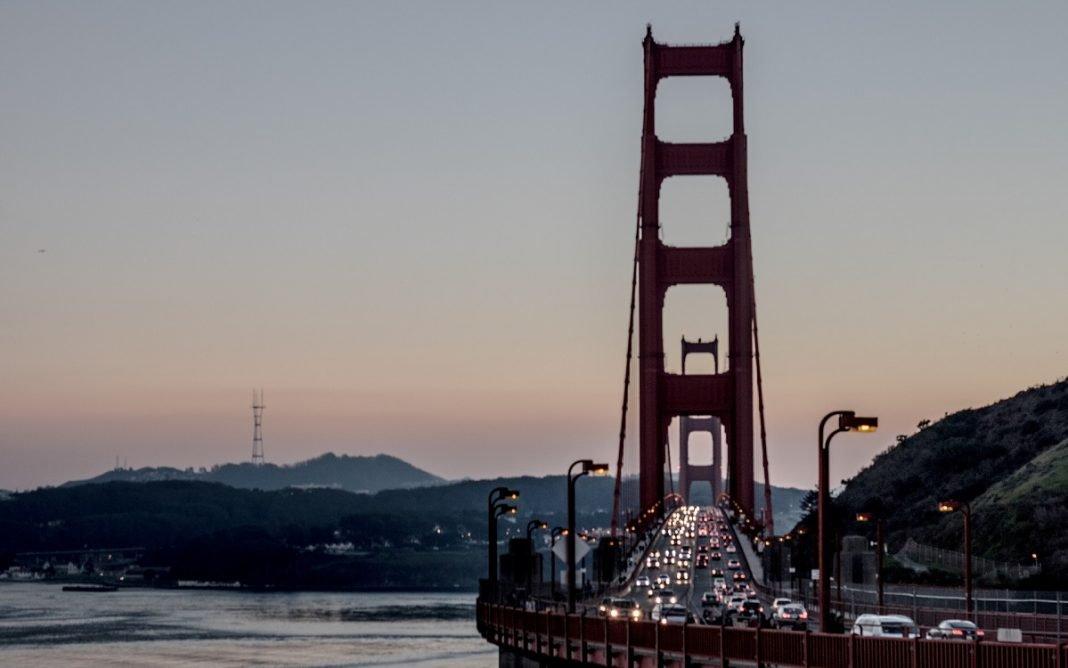 Imagen del puente Golden Gate en San Francisco